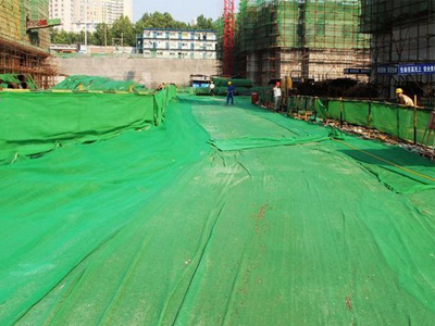 香港工程盖土网